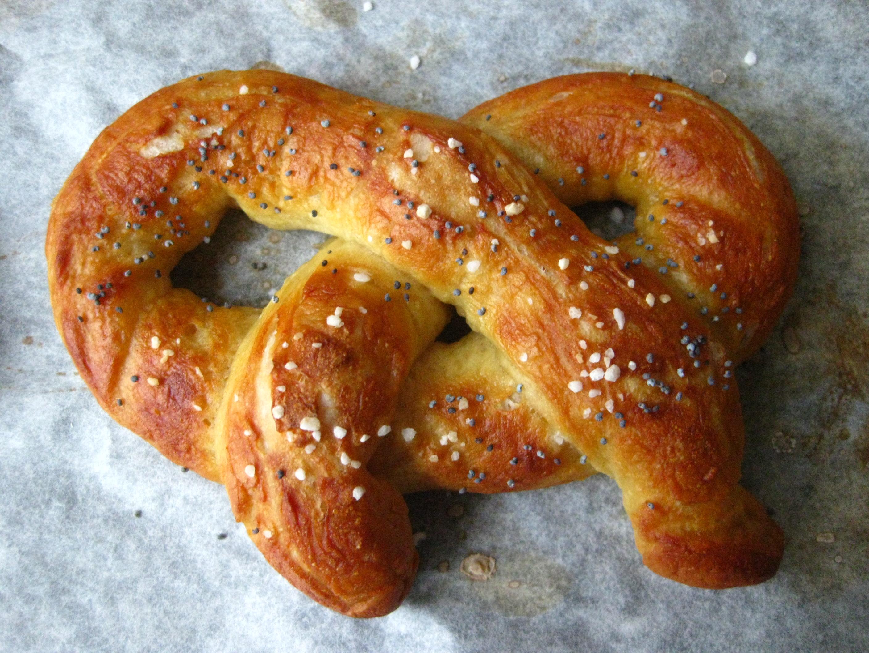 Pretzel Recipe Cake Flour